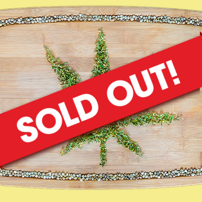 SOLD OUT - Cooking with Cannabis (21+ only event)