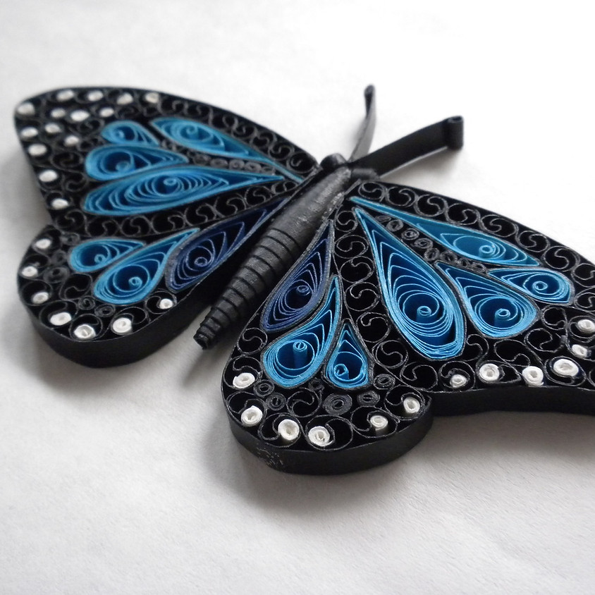 SOLD OUT - Butterfly Fridge Magnet Workshop