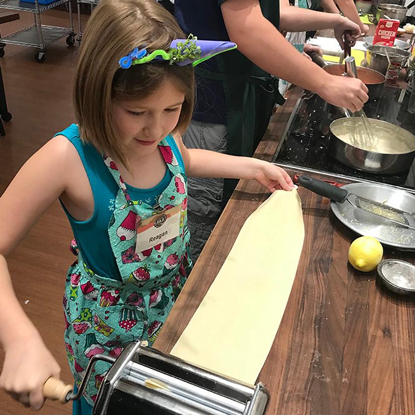 Kid's Pasta Making Class