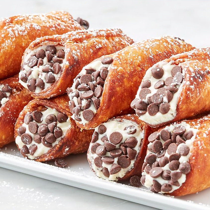 SOLD OUT - Cannolis cooking class