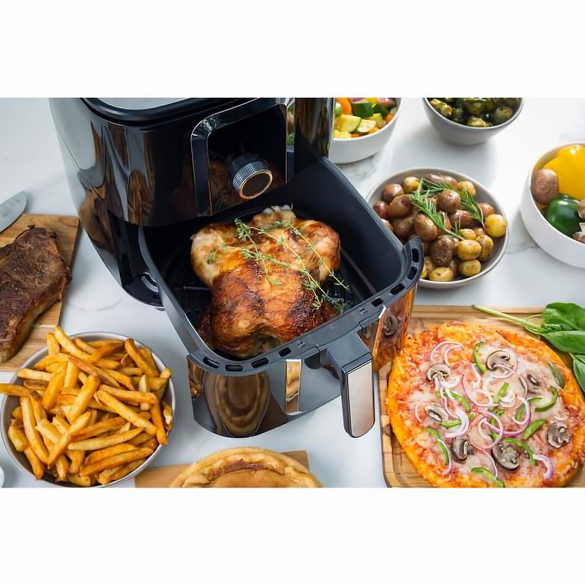 SOLD OUT - Air-Fryer Basic Cooking Class