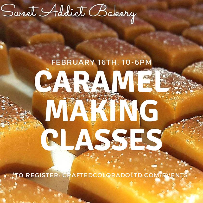 Caramel Making Class - 2-4pm