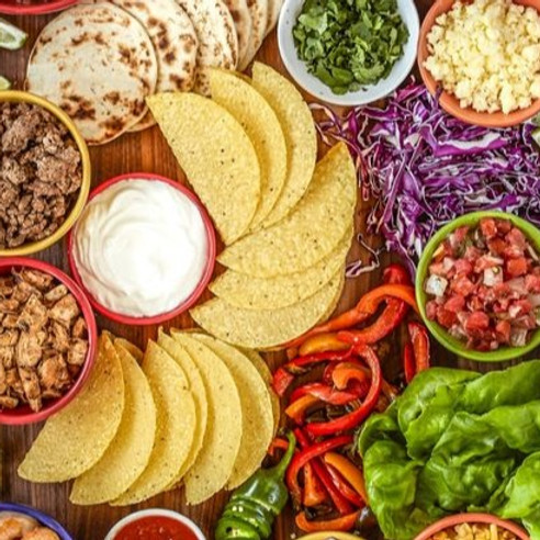 Taco Fiesta and Margaritas (21+ only)