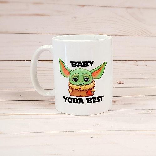 MUG - Baby Yoda (Grogu) Best