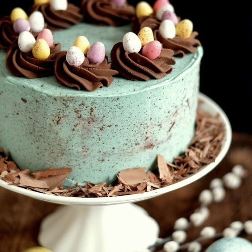 SOLD OUT - Easter Cake Decorating