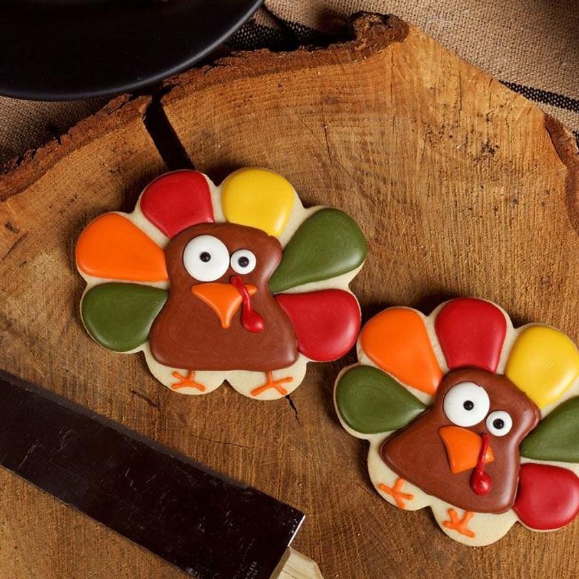 Kid's Thanksgiving Desserts class - Preschool age