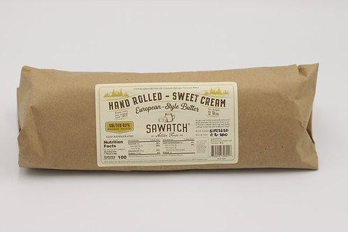Sawatch European-Style Artisan Butter - Salted