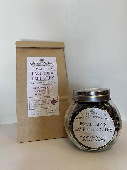 The Queen's TEApothecary Royal Earl Grey Lavender Tea