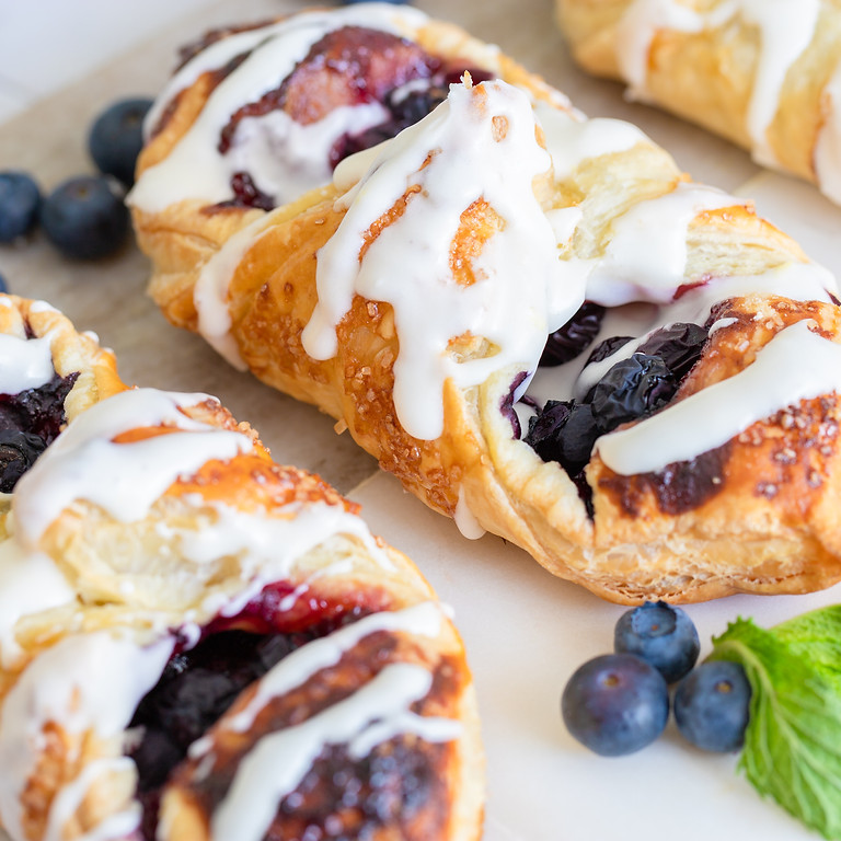SOLD OUT - Danishes Baking Class