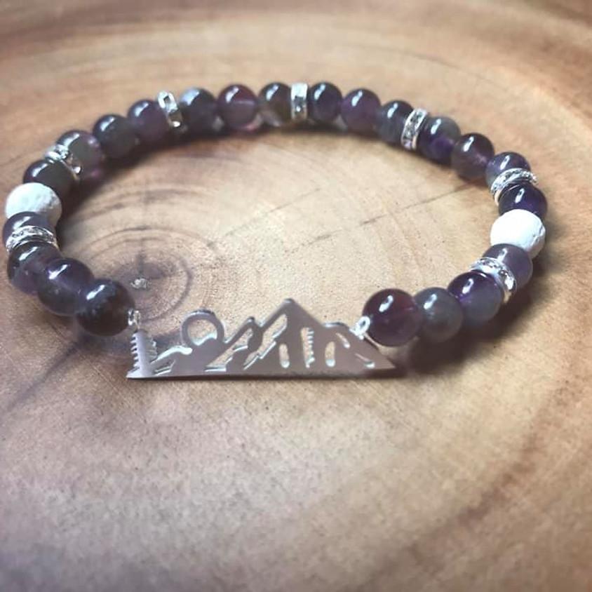Mountain Bracelet and Necklace Workshop