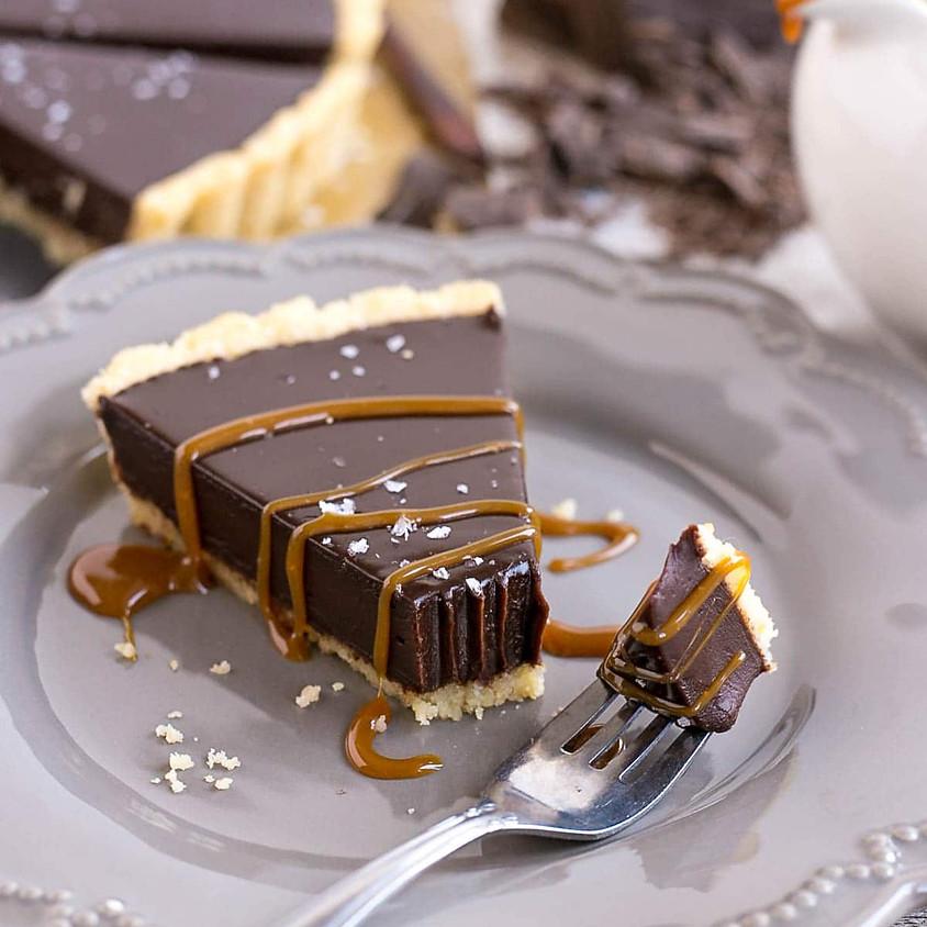 Chocolate Tart baking class