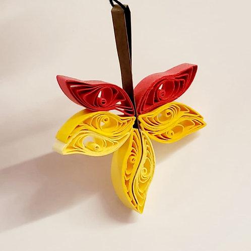 Autumn Leaf Ornament