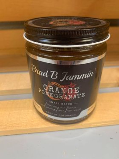 Small Batch Jam - Orange Pomegrante