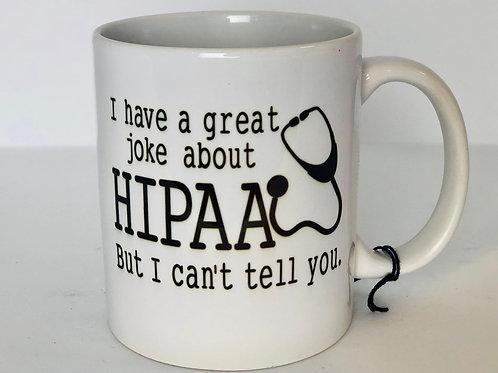 MUG - HIPAA