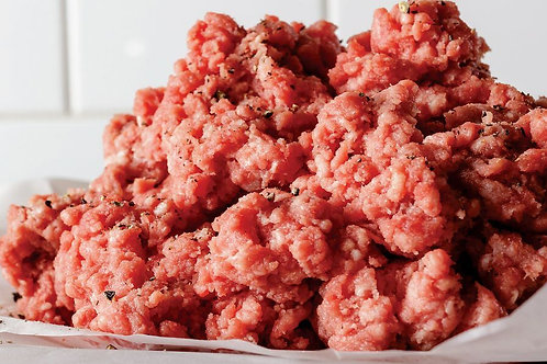 Ground beef - 1 lb