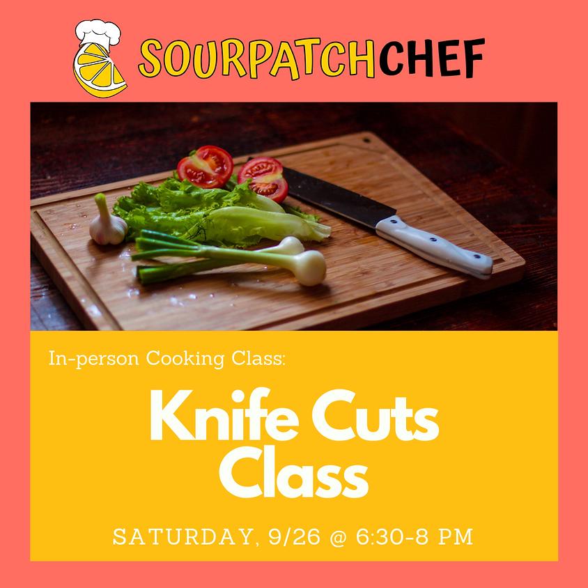 In-Person Knife Cuts Class