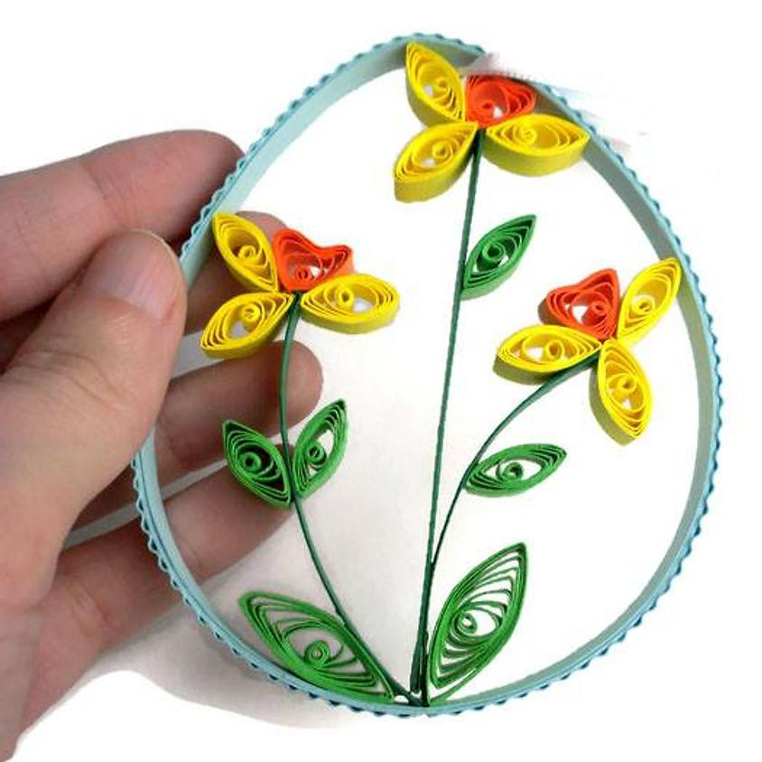 Easter Ornament Workshop