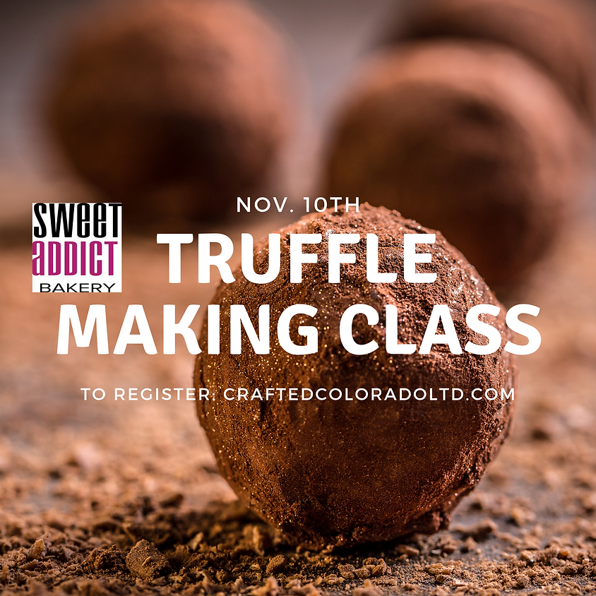 SOLD OUT - Truffle Making Class