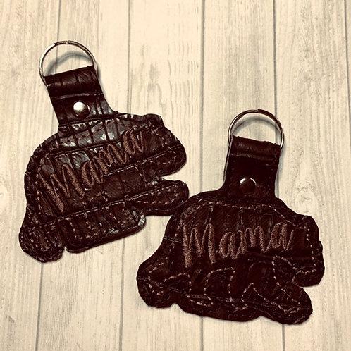 MAMA BEAR-key chain