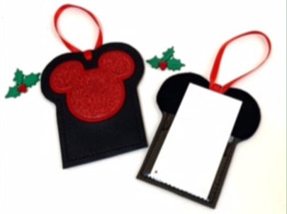 Gift Card Holder-Mickey Mouse