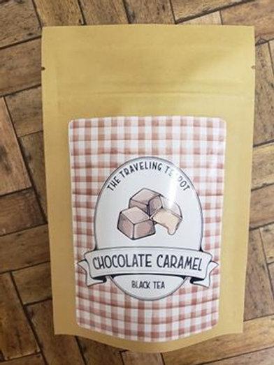 1oz tea - Chocolate Caramel