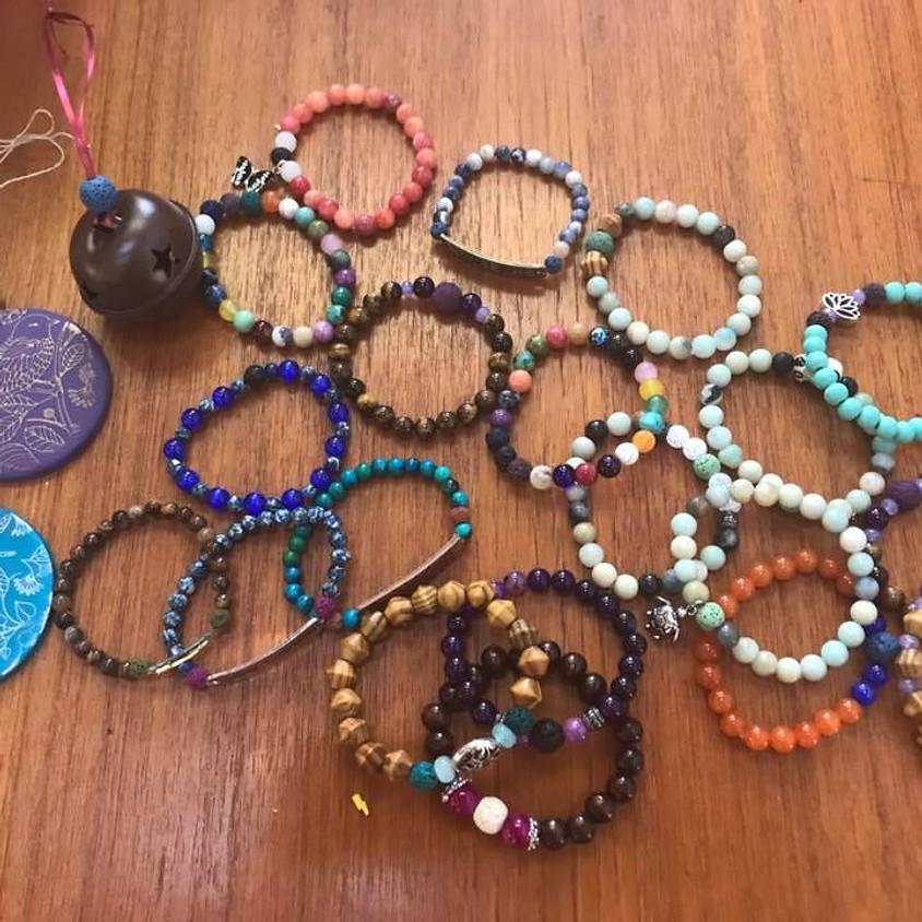 Aromatherapy Jewelry DIY