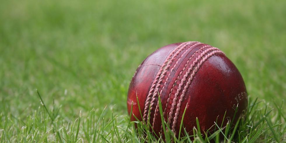 Big Week: Cricket Match