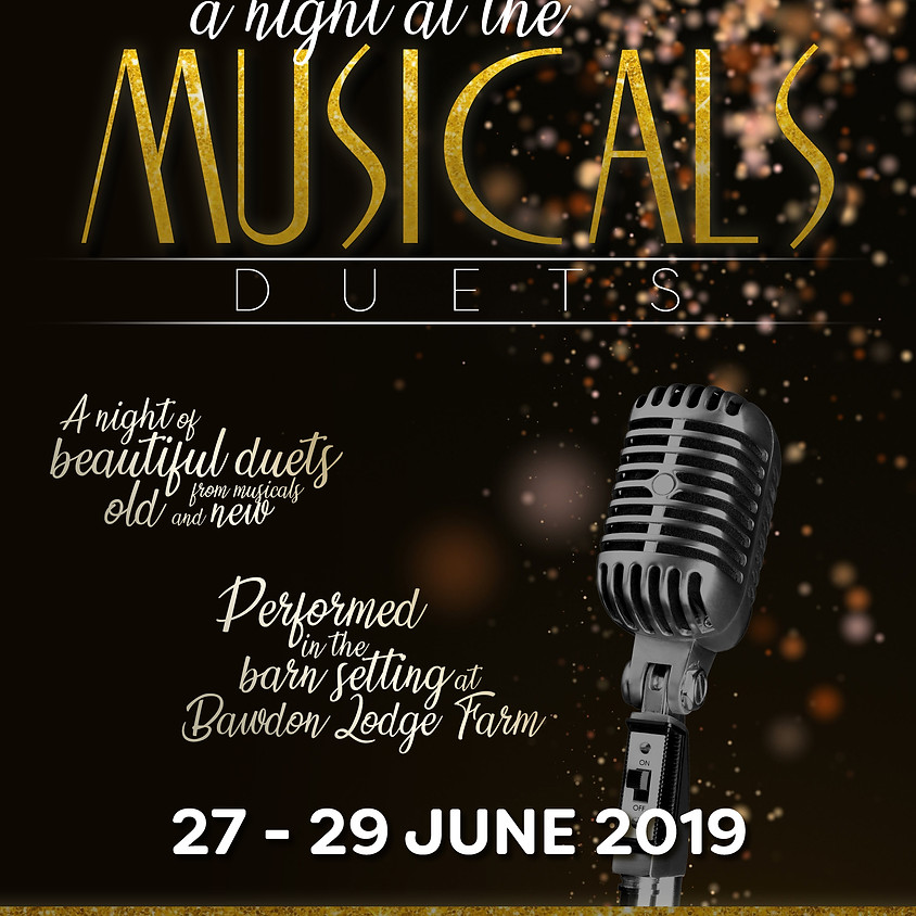 A Night At The Musicals: Duets