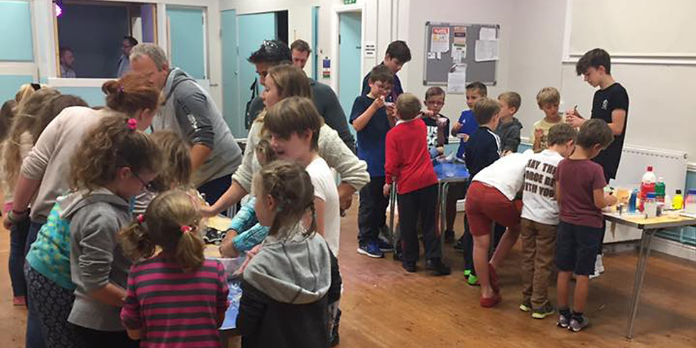 Big Week: Youth Club Party