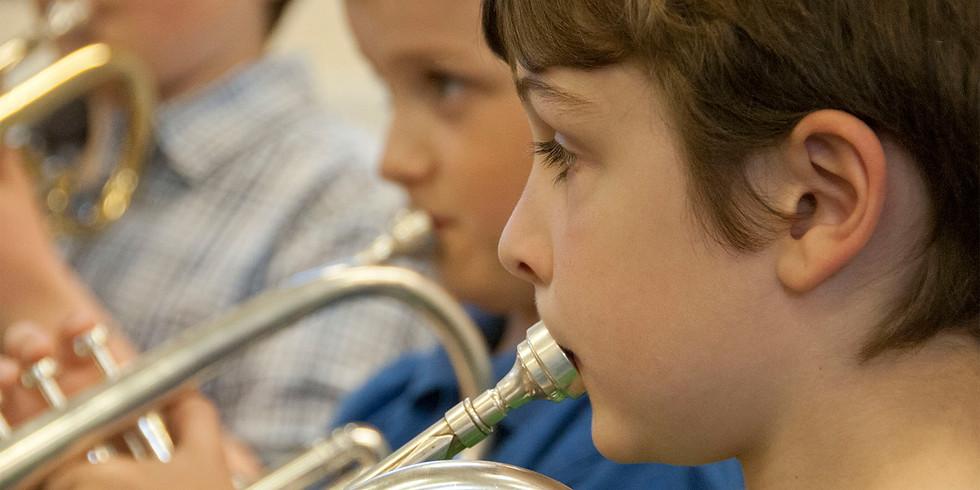 Big Week: Youth & Training Band Workshops
