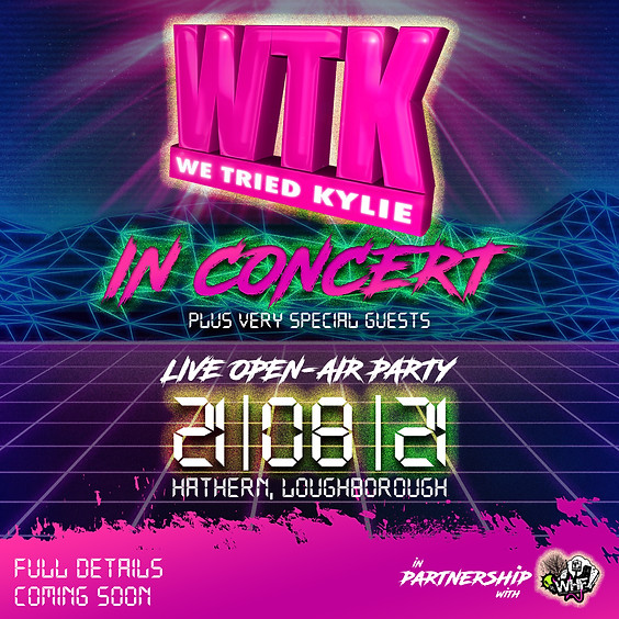 WTK in Concert: with special guests