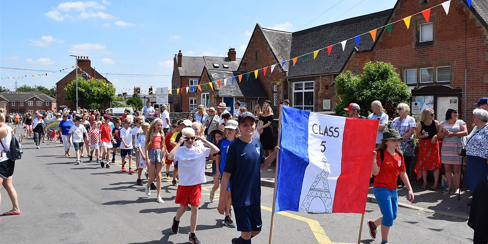 Hathern School Summer Fair