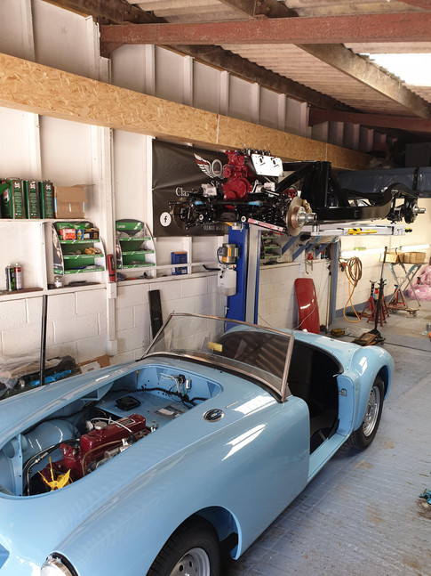 Two MGA restoration projects