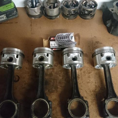 MGB Engine Restoration