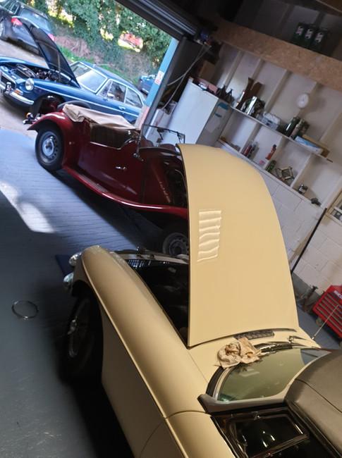 MGTD MGB Roadster MGB GT Restoration
