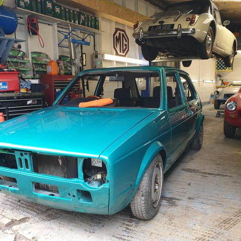 VW MK1 Golf