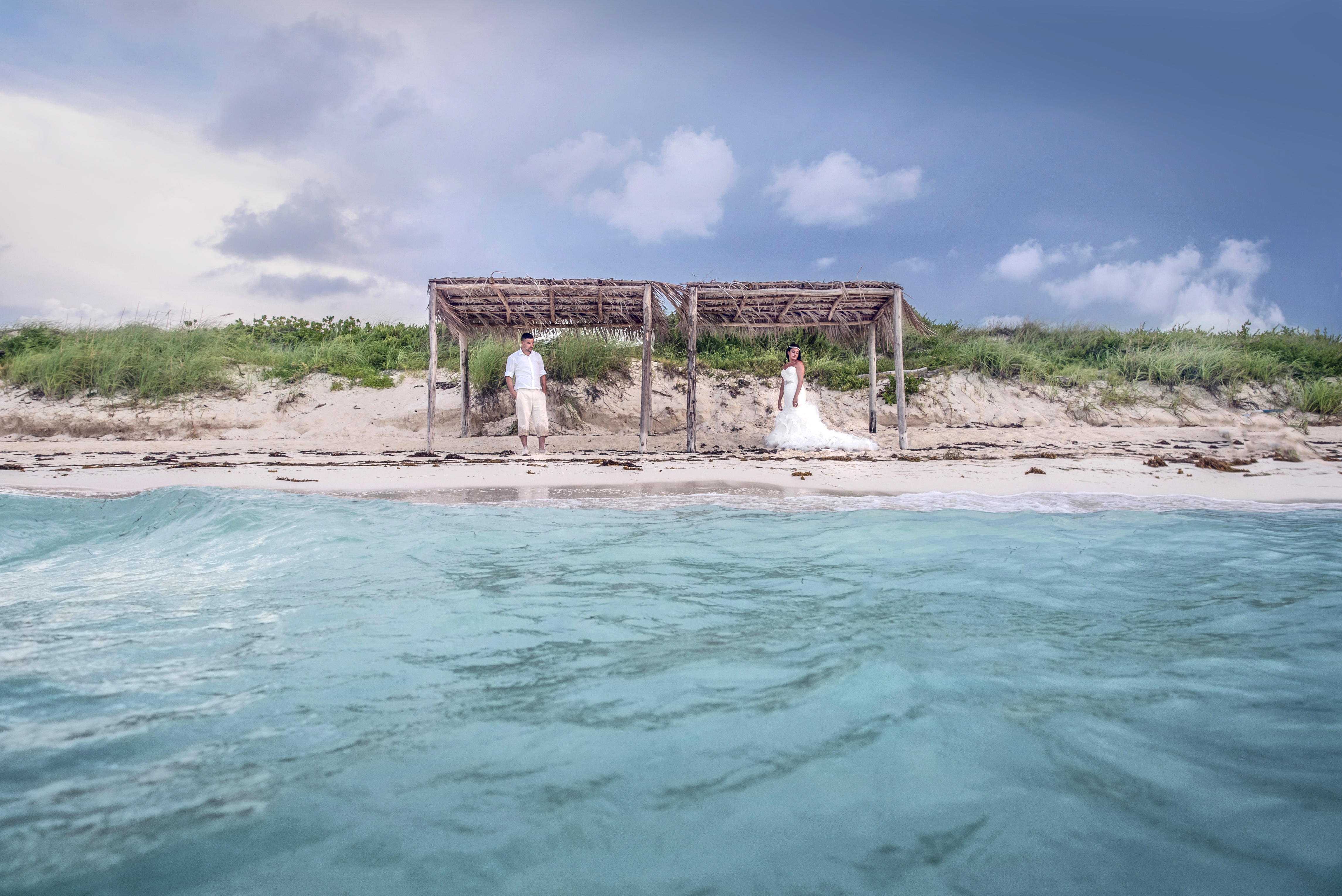 Hotel Playa Cayo Santa Maria Wedding