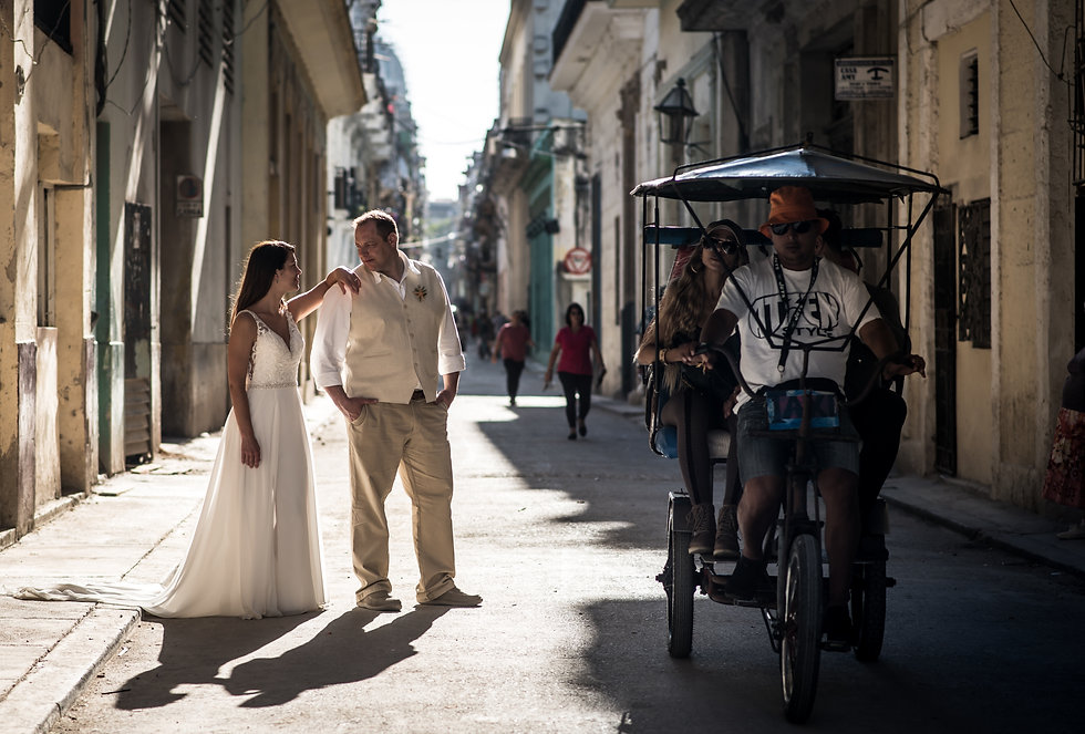 Havana Cuba Wedding Photography
