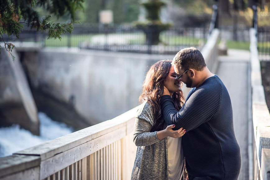 Toronto Engagement Belfountain Natalie Paivo Photography
