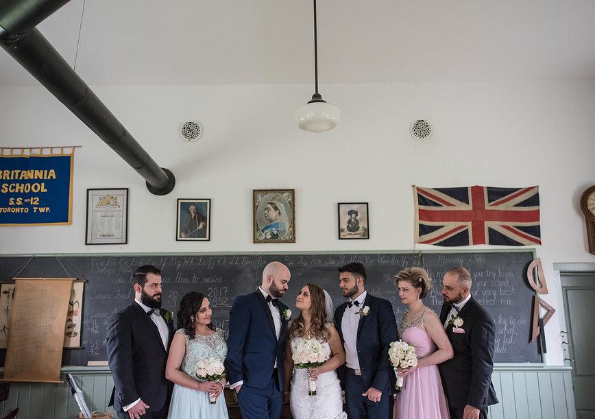 Toronto and Destination Wedding Photographer