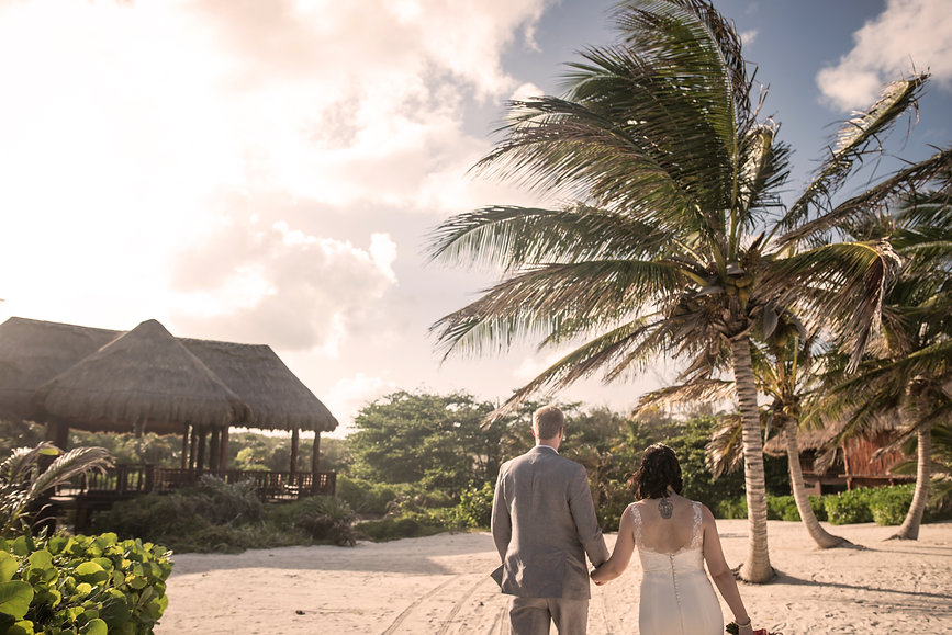 Akumal Mexico Wedding Photography Destination Wedding Photographer