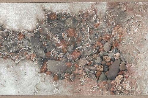 """Beneath the Surface"" 10 x 17 Giclee Print"