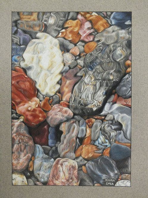 """Shallow"" 9 x 6 Giclee Print"