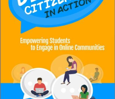 """Great Reviews for """"Digital Citizenship in Action"""""""