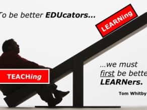 Professional Development vs. Professional Learning