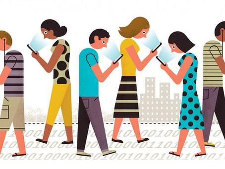 Digital Citizenship Discussion Cards