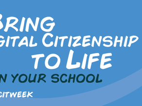 Bringing Digital Citizenship to Life in Your School