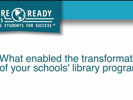 Future Ready Libraries – The Conditions for Transforming a School Library Program: Video