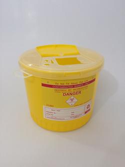 Sharps Container 3 Liter
