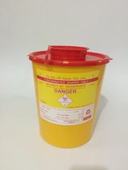 Sharps container 2 liter